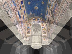 Interactive 3d navigation - render