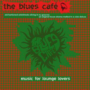 Blues Café Flyer 1 - retro