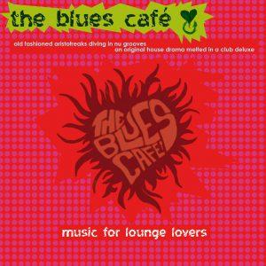 Blues Café Flyer 2 - front
