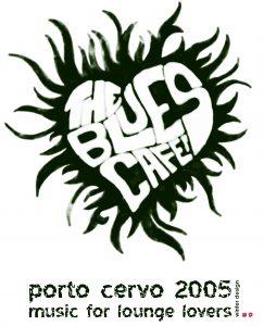 Blues Café 2005 Logo