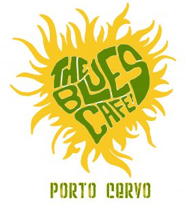 Blues Café T-shirt logo