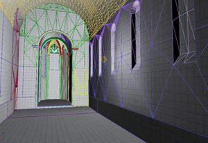 3d model - Cappella degli Scrovegni
