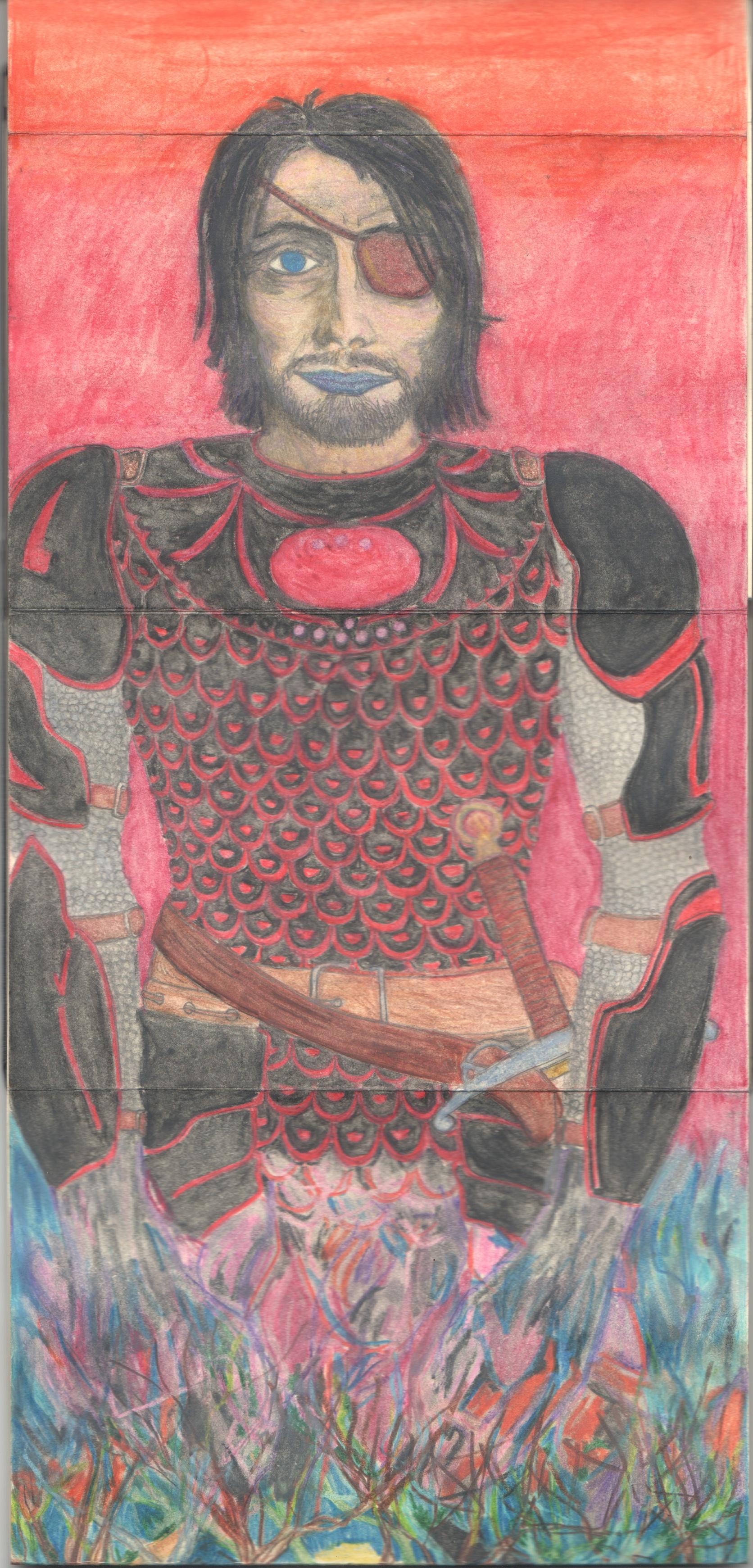Euron Greyjoy valyrian steel armor