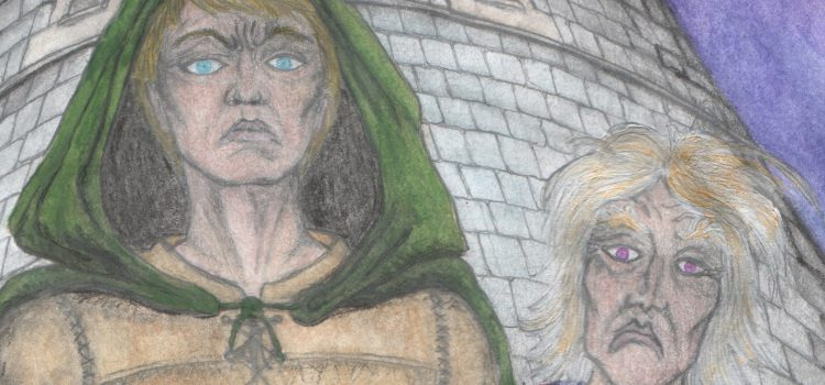 Escape from the Dun Fort – A ser Barristan Selmy adventure