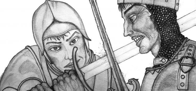 Ser Arthur Dayne vs The Smiling Knight; Jaime VIII, A Storm of Swords